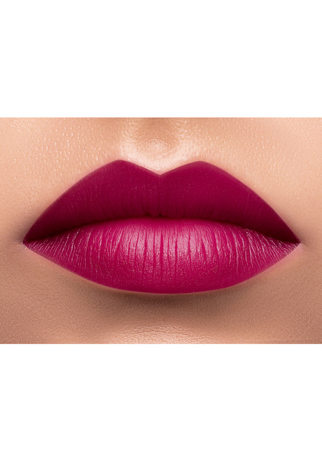"First Lady matte lipstick, tone ""Fascinating cherry"""