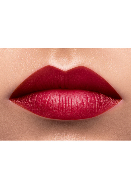 "First Lady matte lipstick, tone ""Fatal red"""