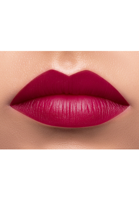 "First Lady matte lipstick, tone ""Inimitable burgundy"""
