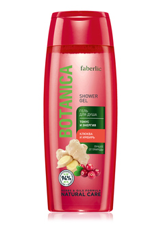 Botanica Tone&Energy Shower Gel