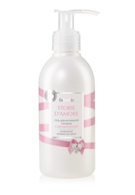 Storie d'Amore Aphrodisiac Intimate Gel Wash