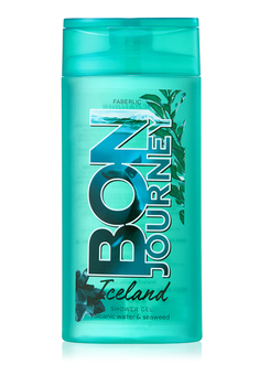 Bon Journey Iceland Shower Gel