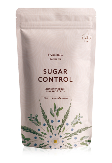 Sugar Control Herbal Tea