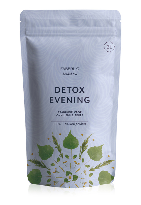 Detox Evening Herbal Tea