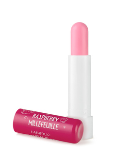 Raspberry Millefeuille Lip Balm