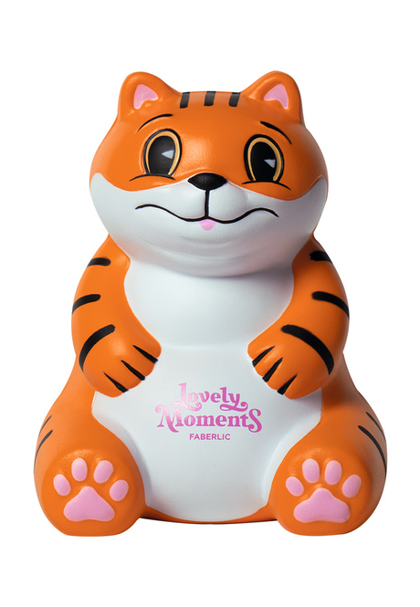Lovely Moments Funny Cat Squishy